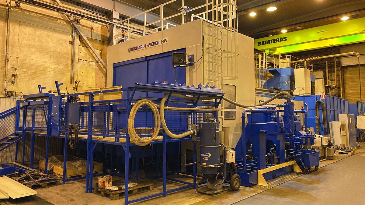 Aurea-Steel-Burkhardt-Weber-koneistus-Aurea-Group