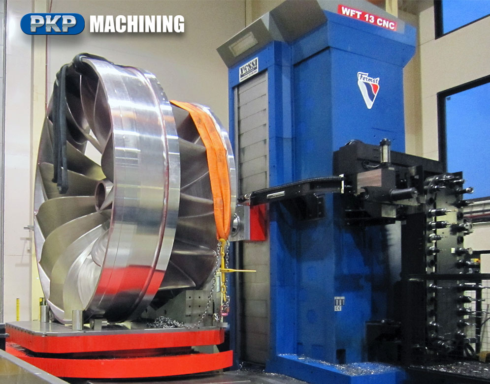 PKP-Machining - Our machine and equipment base