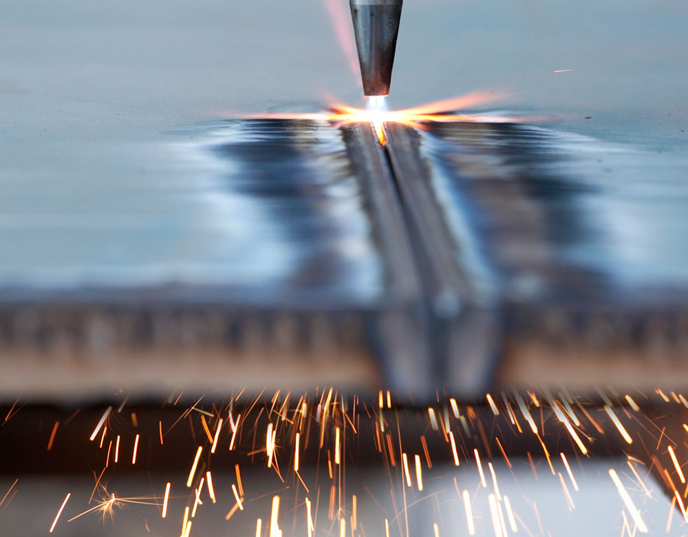 PKP-Machining - Plate works and welding