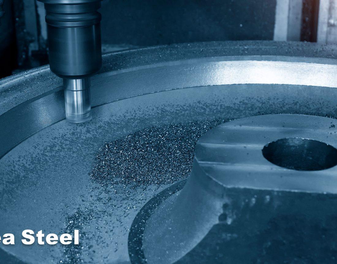 Aurea Steel - Machining