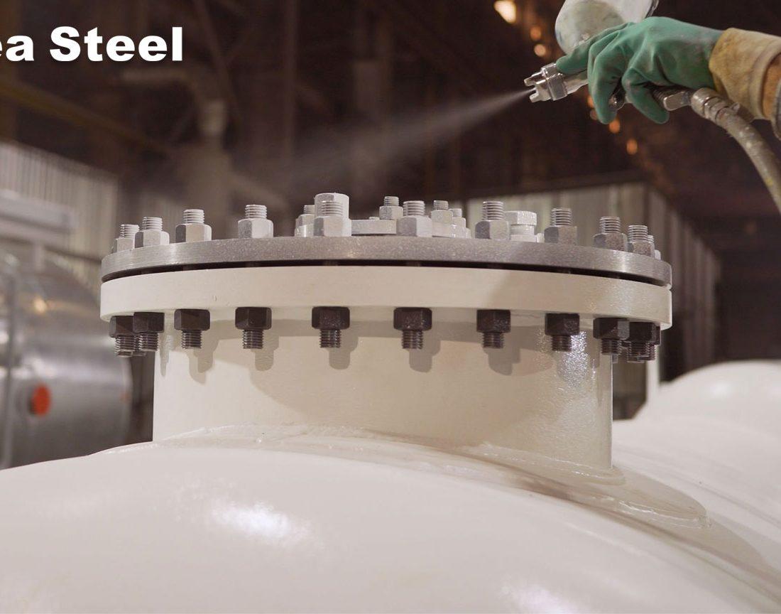 Aurea Steel - Surface treatment