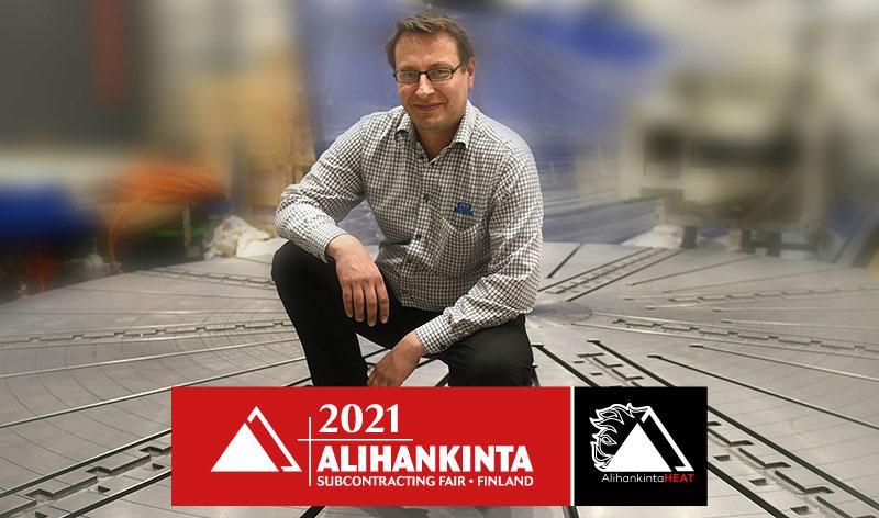 Alihankintamessut 2021 - Aurea Group
